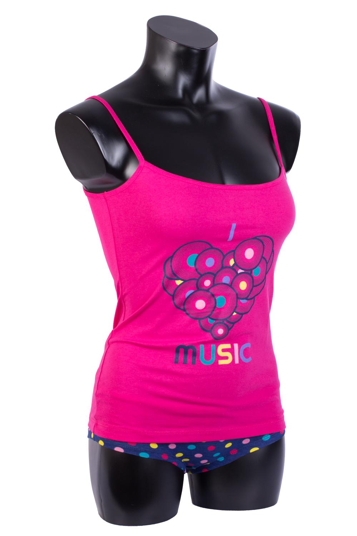 Домашняя одежда пижама 55149п вид 2