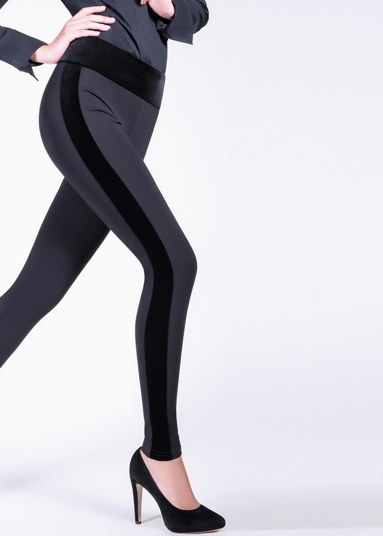 Леггинсы женские Leggy velvet model 2 вид 3