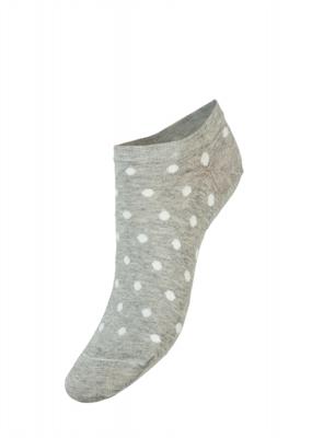женские носочки с пломбирным горохом TM GIULIA CS-2002