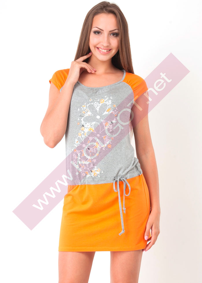 Домашняя одежда Flower rain