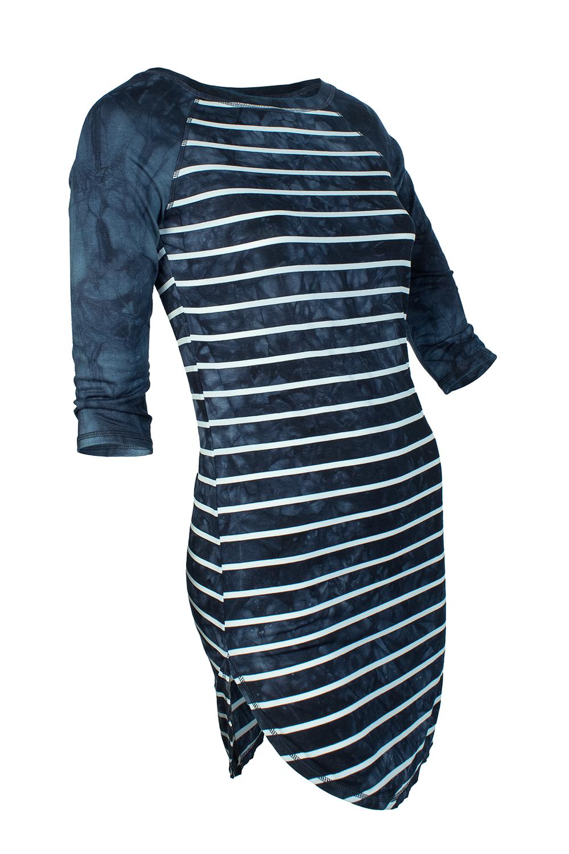 Домашняя одежда платье td-5501 вид 6