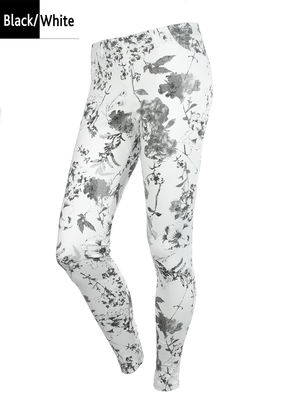 Леггинсы женские Leggy print model 1 вид 2
