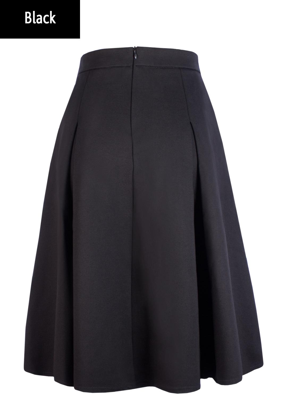 Юбки Pleat skirt model 1 вид 1