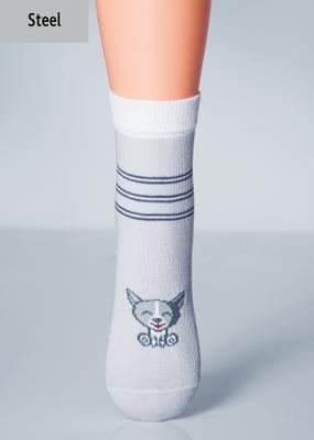 Детские носки с рисунком собачки TM GIULIA KSL-002 calzino