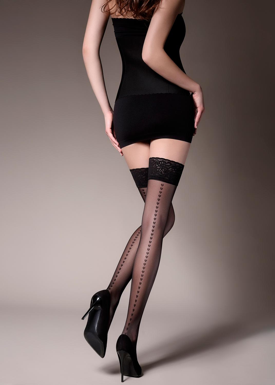 Женские чулки Lovers calze 20 model 2