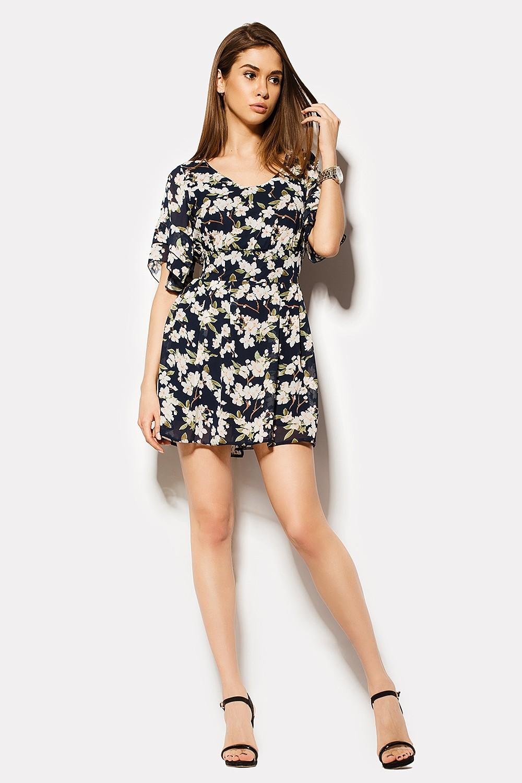 Платья платье satin crd1504-271 вид 4