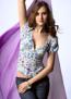 Одежда для дома и отдыха 6036 блузка женская  Anabel Arto - купить в Украине в магазине kolgot.net (фото 5)