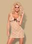 Эротическое белье CARAMELLA CHEMISE - купить в Украине в магазине kolgot.net (фото 2)
