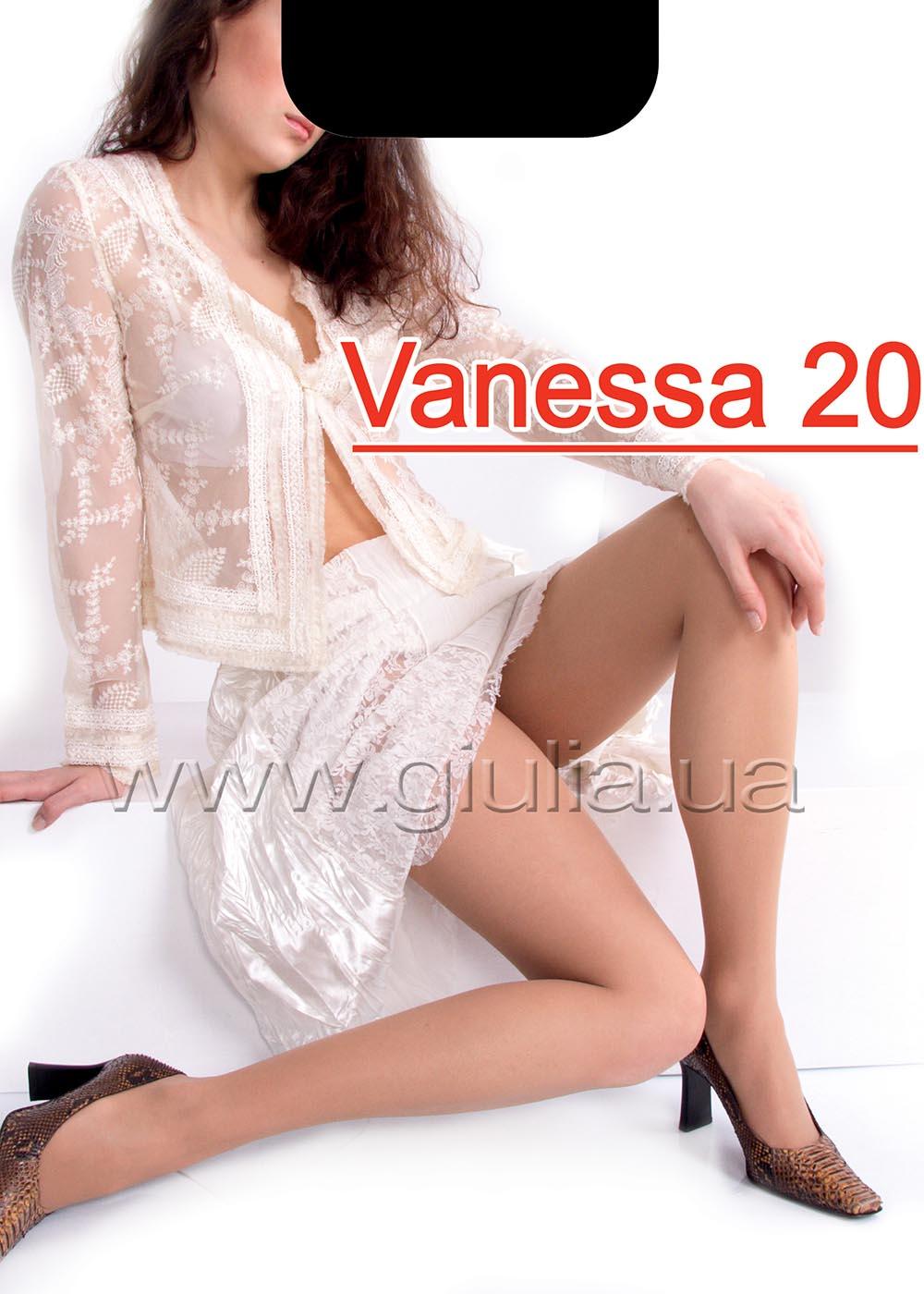 Классические колготки VANESSA 20