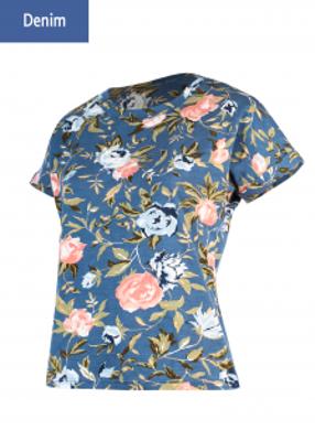 футболка TM GIULIA FLOWER FANTASY 3901/01