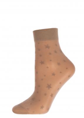 Женские носки со звездами TM GIULIA NN-03 calzino