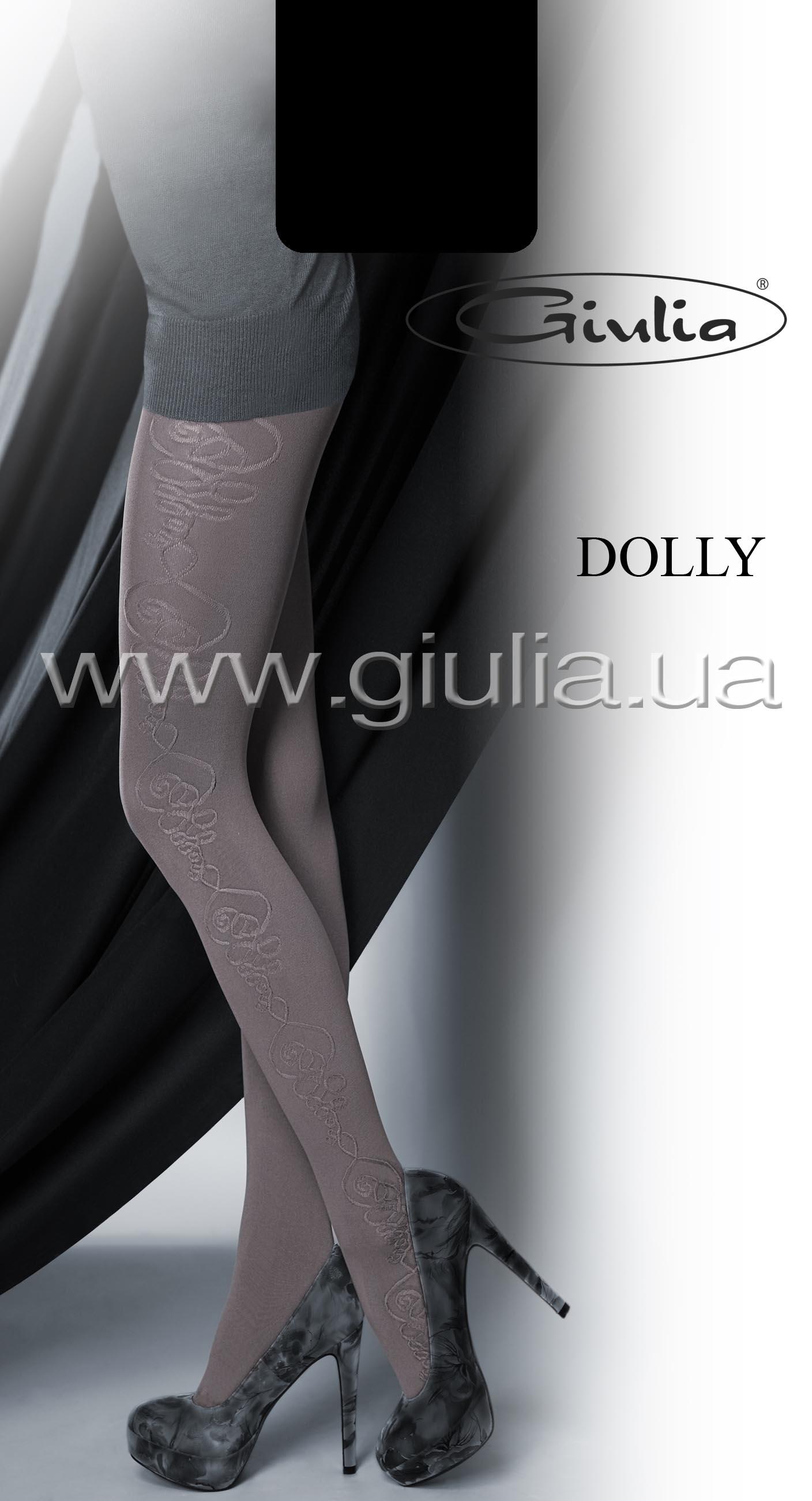 Колготки с рисунком DOLLY 150 model 4