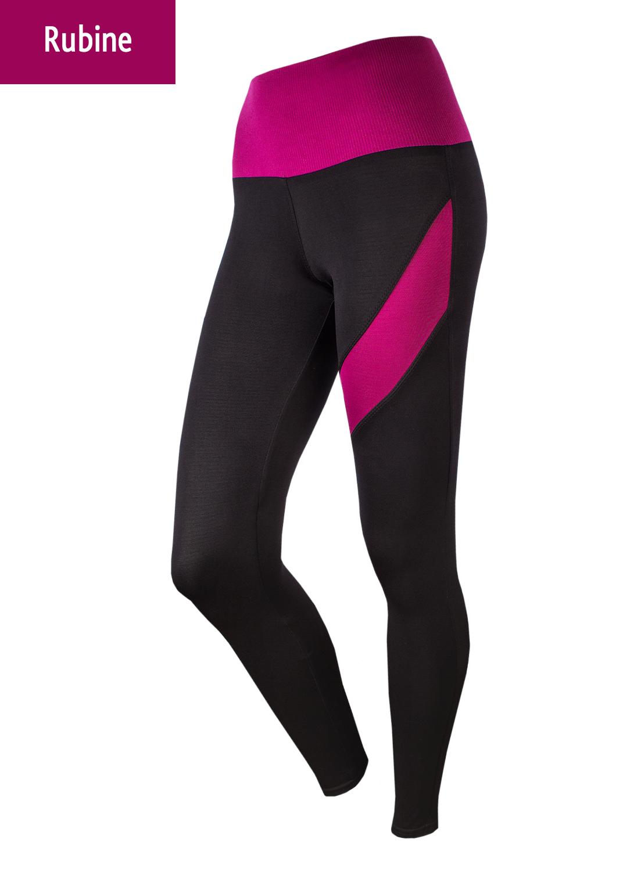 Леггинсы женские Leggings sport color вид 1