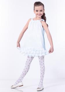 Детские колготки LILY 150 model 1 - купить в Украине в магазине kolgot.net (фото 1)