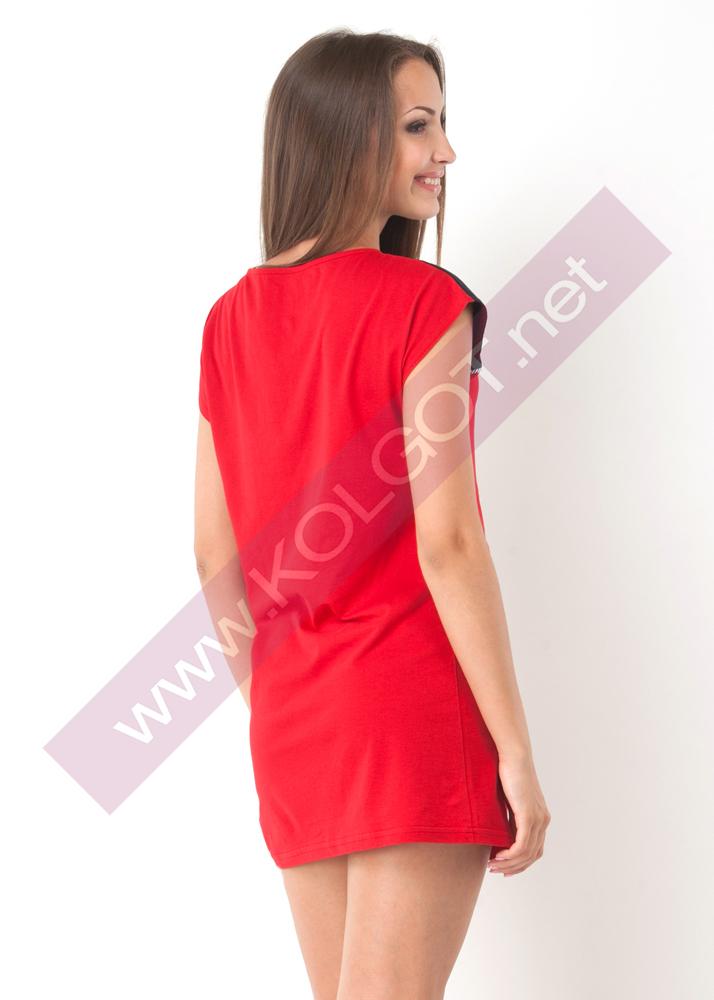 Домашняя одежда Домашняя туника Tunic 02401 вид 1
