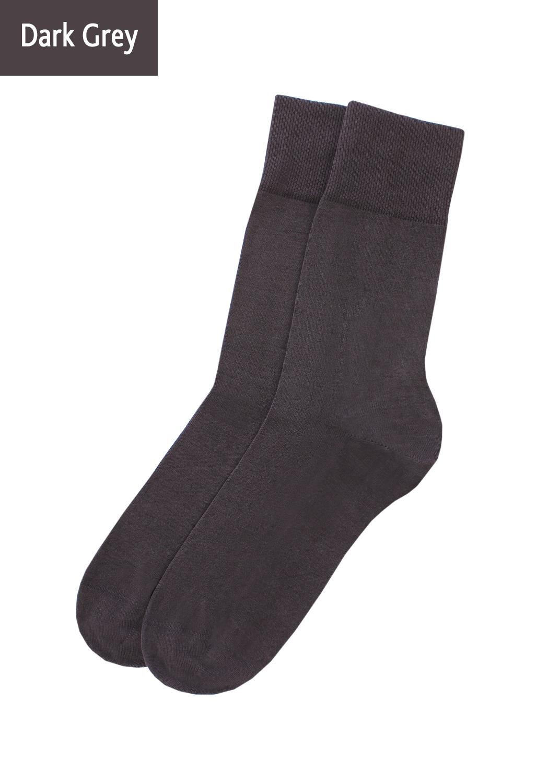 Носки мужские классические мужские носки elegant 02 вид 2