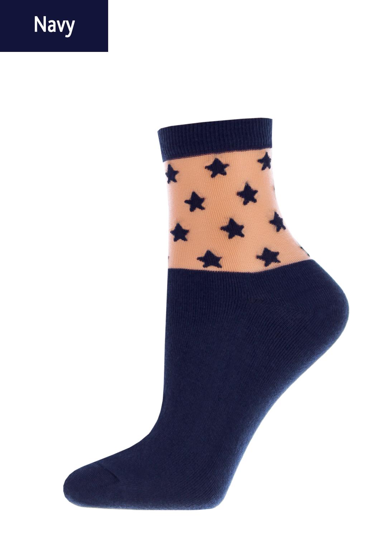 Носки женские носки wsm-006 вид 4