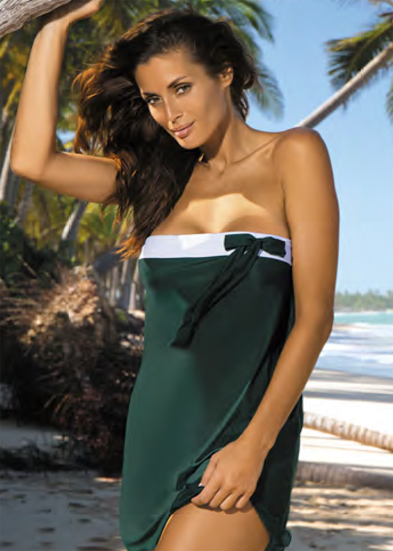 Пляжная одежда пляжное платье-парео п2323 241 mia вид 10
