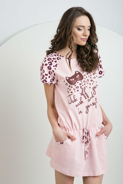 Домашняя одежда платье lnd 066/001