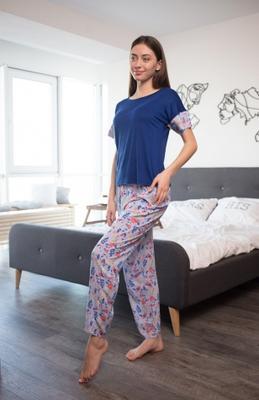 Комплект (футболка с штанами) для домашнего отдыха ТМ GIULIA ASHLEY 5106/030