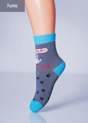 Детские носки с котиком TM GIULIA KSL-005 calzino