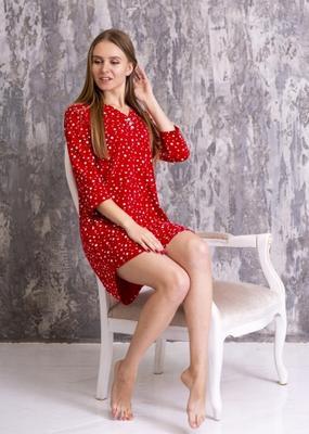 Домашнее платье TM GIULIA STARS 4110/010