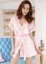 Одежда для дома и отдыха 6734-1 комплект(халат+сукня) Anabel Arto - купить в Украине в магазине kolgot.net (фото 3)