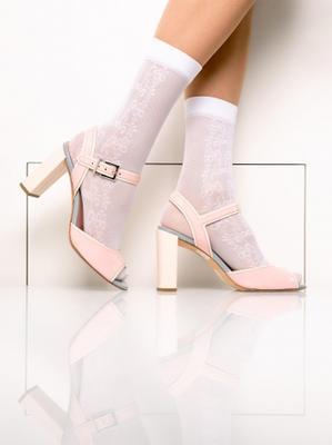 Классические женские носки TM GIULIA NN-07 calzino