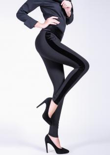 Леггинсы женские LEGGY VELVET - купить в Украине в магазине kolgot.net (фото 1)