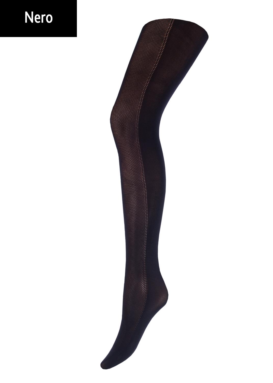 Колготки с рисунком Rete fashion 80 model 1 вид 2