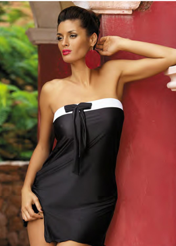 Пляжная одежда пляжное платье-парео п2323 241 mia вид 1