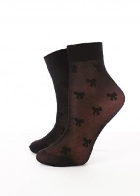 Детские ажурные носки с рисунком TM GIULIA LNN-08 calzino (Планшет)