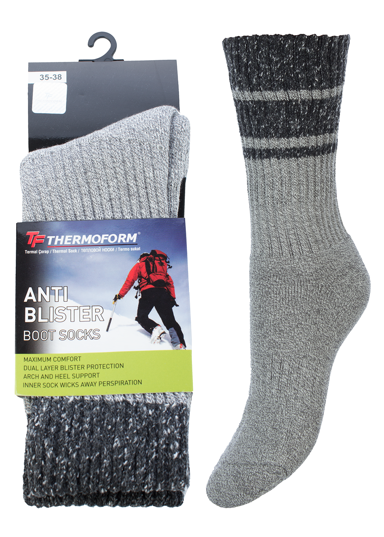 Носки женские Anti-blister socks hzts-47