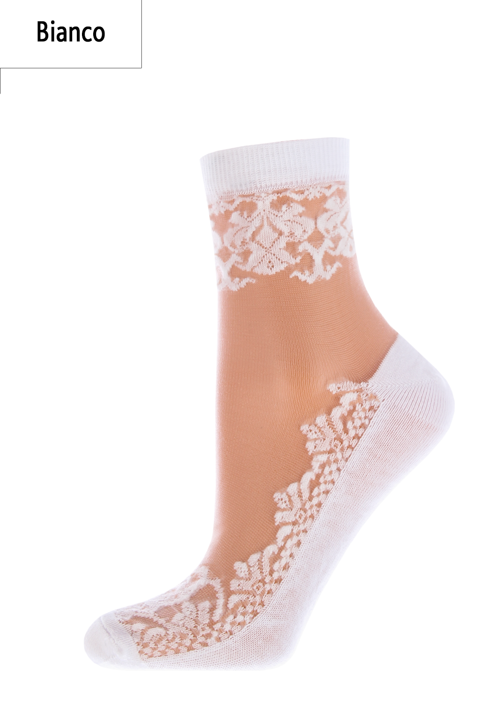 Носки женские носки wsm-005 вид 4