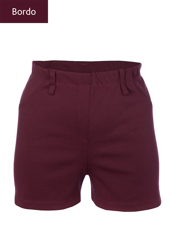 Шорты женские Shorts mini model 5 вид 6
