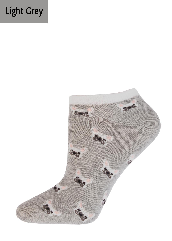 Носки женские носки wss-013 вид 1