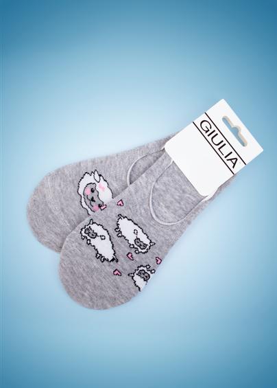 Носки женские FOOTIES-FW 005 (комплект 2 пары) - купить в Украине в магазине kolgot.net (фото 1)