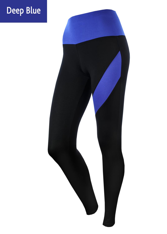 Леггинсы женские Leggings sport color вид 3