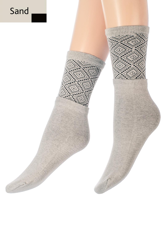 Носки женские Dual model 1 вид 8