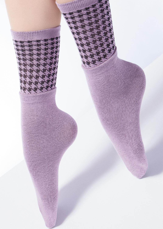 Носки женские Dual model 4 вид 4