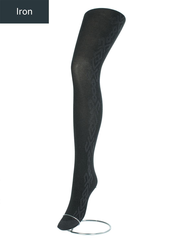 Колготки с рисунком Tina 150 model 5 вид 3