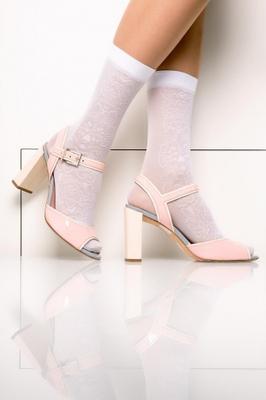 Классические женские носки TM GIULIA NN-08 calzino