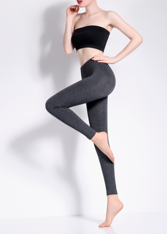Жіночі легінси з модним меланжевим ефектом ТМ GIULIA LEGGINS MELANGE