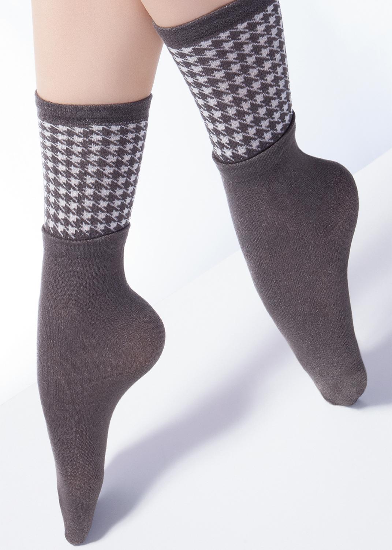 Носки женские Dual model 4 вид 6