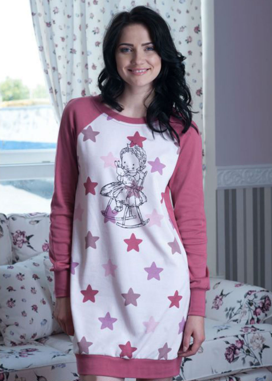 Домашняя одежда платье lnd 042/001