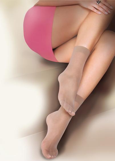Носки женские CHARM 20 - купить в Украине в магазине kolgot.net (фото 1)