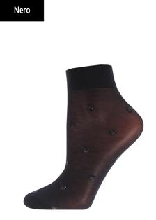 Носки женские LN-02 (Lurex) calzino 40 - купить в Украине в магазине kolgot.net (фото 2)