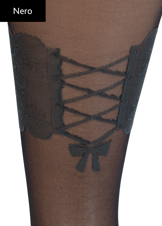 Колготки с рисунком Lima 20 model 4 вид 1