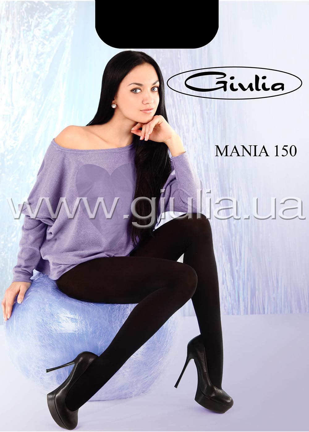 Теплые колготки MANIA 150