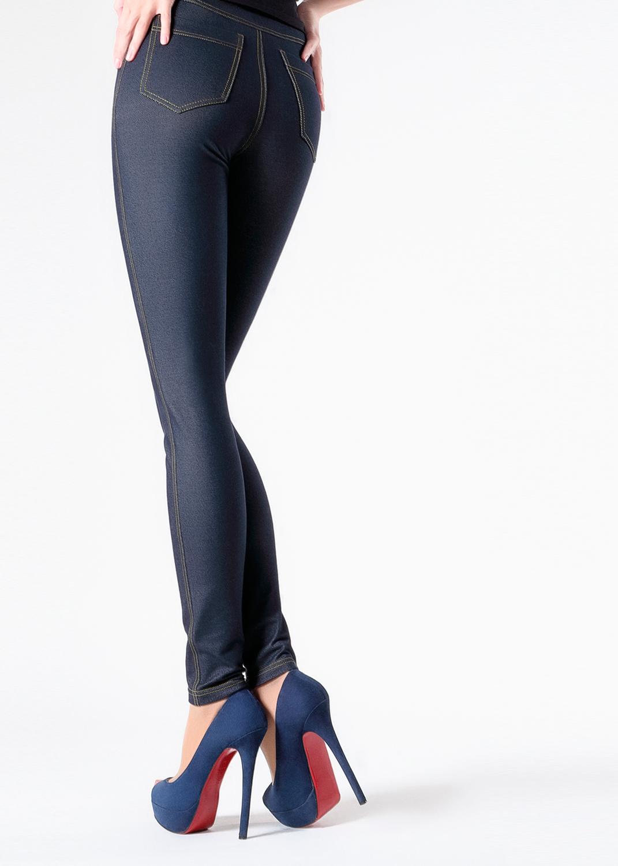 Леггинсы женские Leggy jeans model 4 вид 1